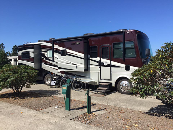 big rv friendly rv park
